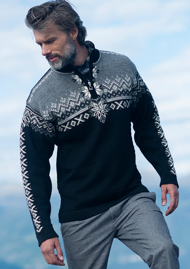 Sweater for men - 140TH ANNIVERSARY - Dale of Norway