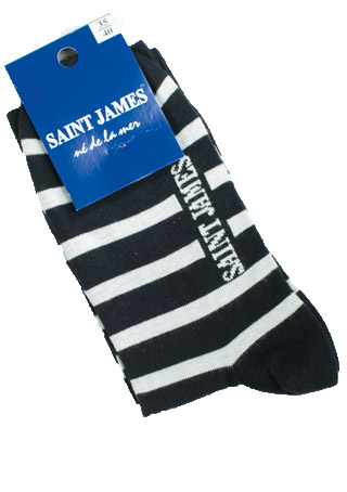 Accessories for men - PIEDS RAYES A - Saint James