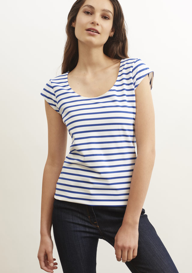 T-shirt for women - PIANA - Saint James