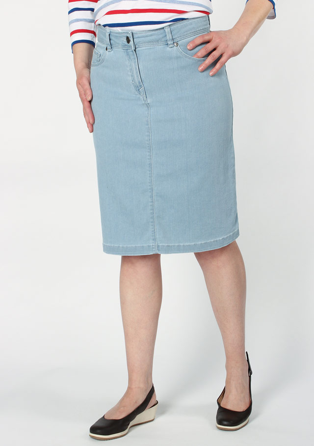 Skirt for women - ELFY - Saint James