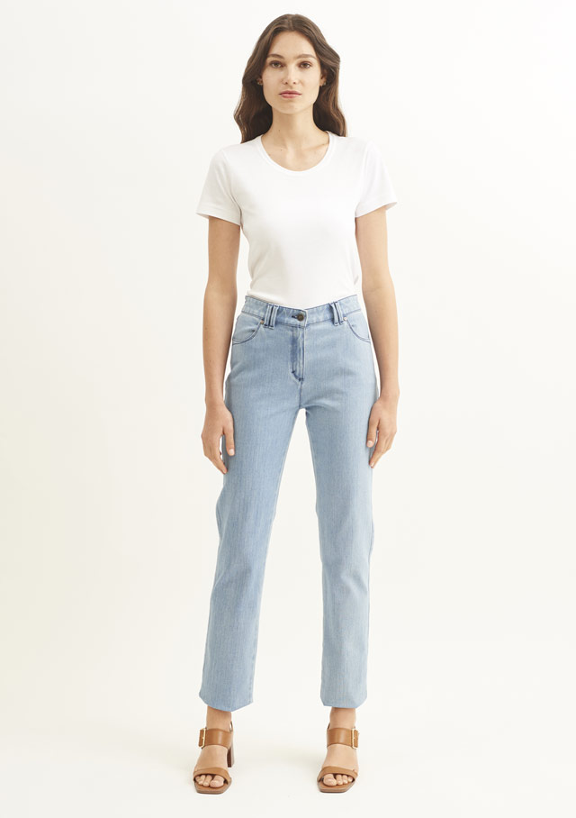 Jeans for women - PATRICIA ÉTÉ - Saint James
