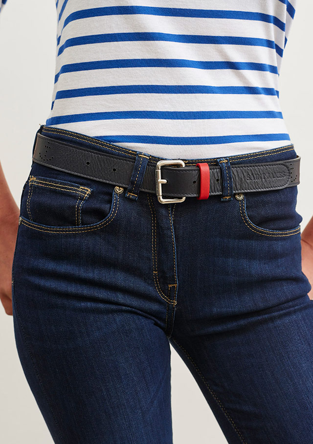 Accessories for women - CEINTURE ANCRE - Saint James