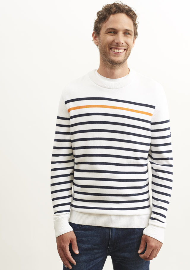 Sweater for men - GUETHARY - Saint James