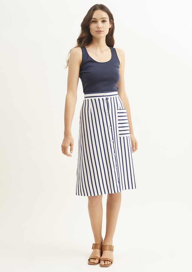 Skirt for women - TALENCE - Saint James