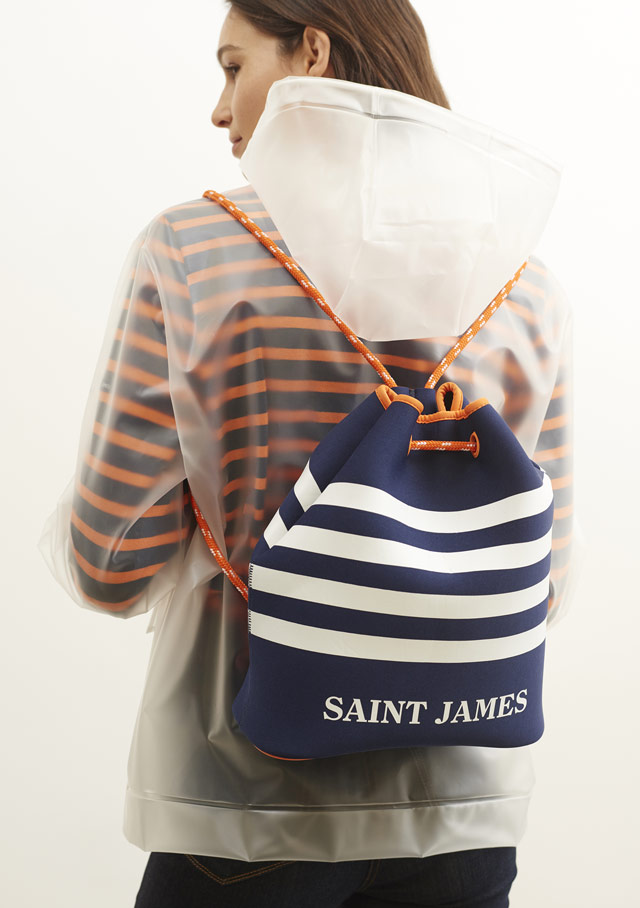 Accessories for women - SAC A DOS NEO - Saint James
