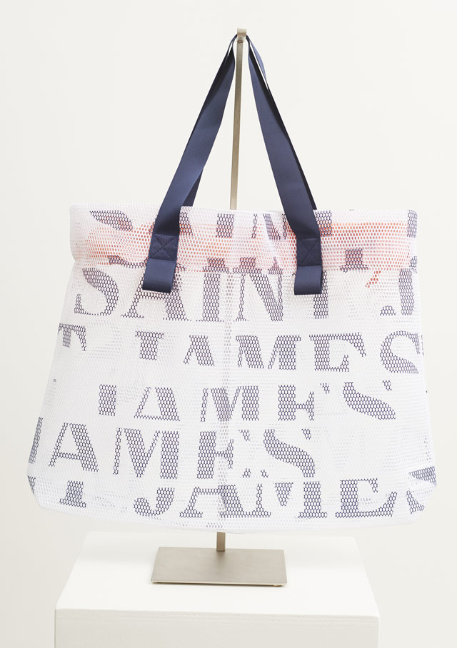 Accessories for women - SAC SPORT MESH - Saint James