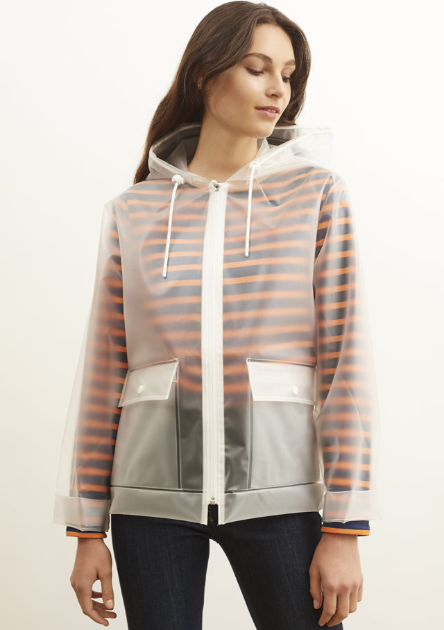 Raincoat for women - STE DAPHNE - Saint James