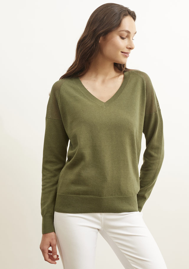 Sweater for women - CARMEL - Saint James