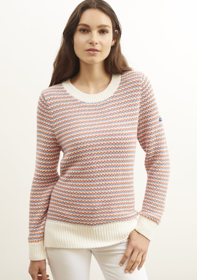 Sweater for women - CARSON - Saint James