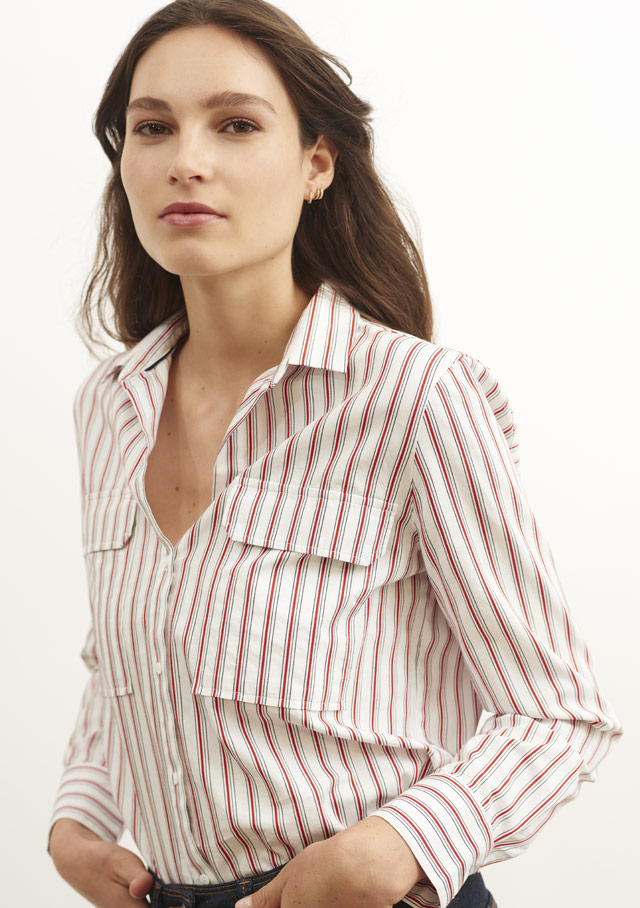 Blouse for women - ROSY ML - Saint James