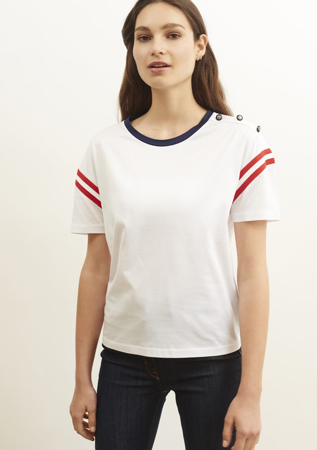 T-shirt for women - KATE - Saint James