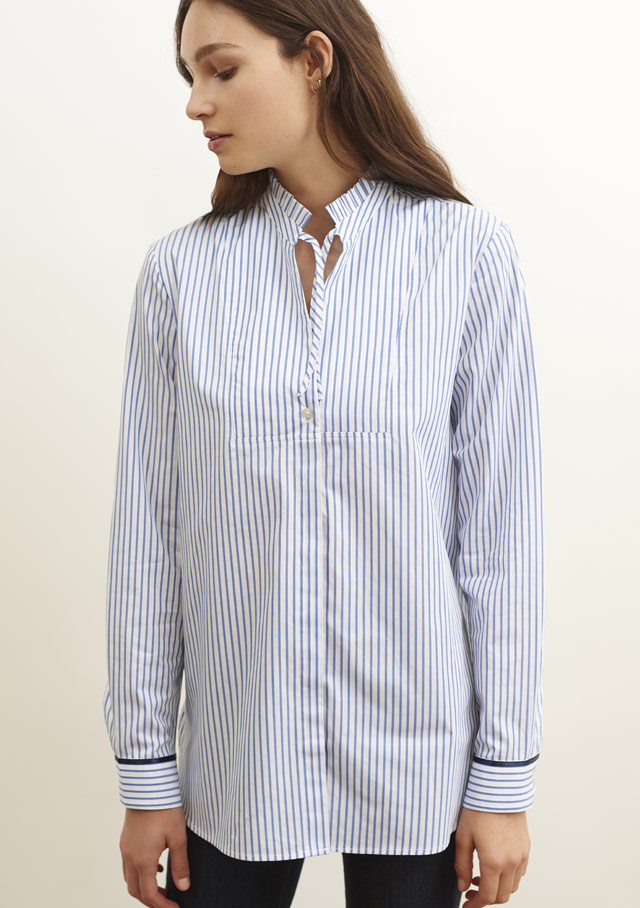 Blouse for women - BERANGERE ML - Saint James