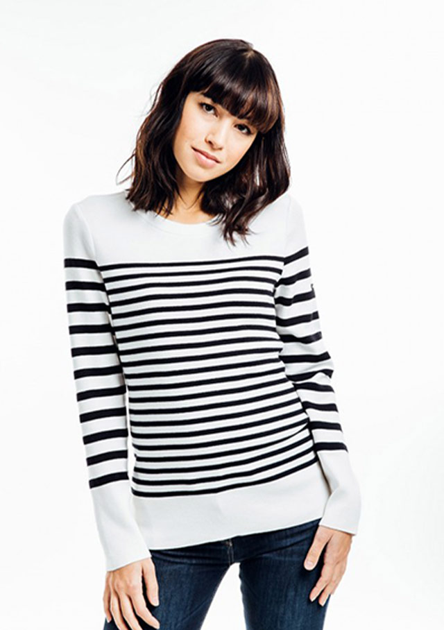 Sweater for women - CARROS - Saint James