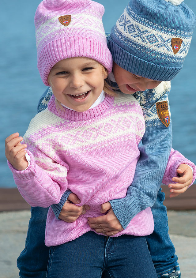 Chandail pour enfant - CORTINA KIDS - Dale of Norway