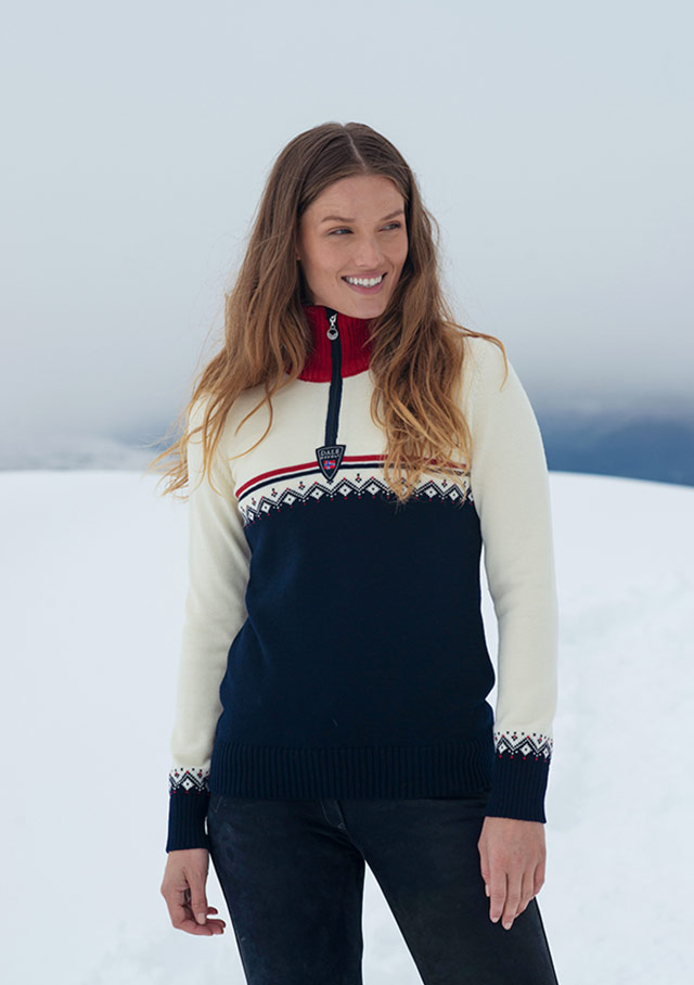 Sweater for women - LAHTI  - Dale of Norway