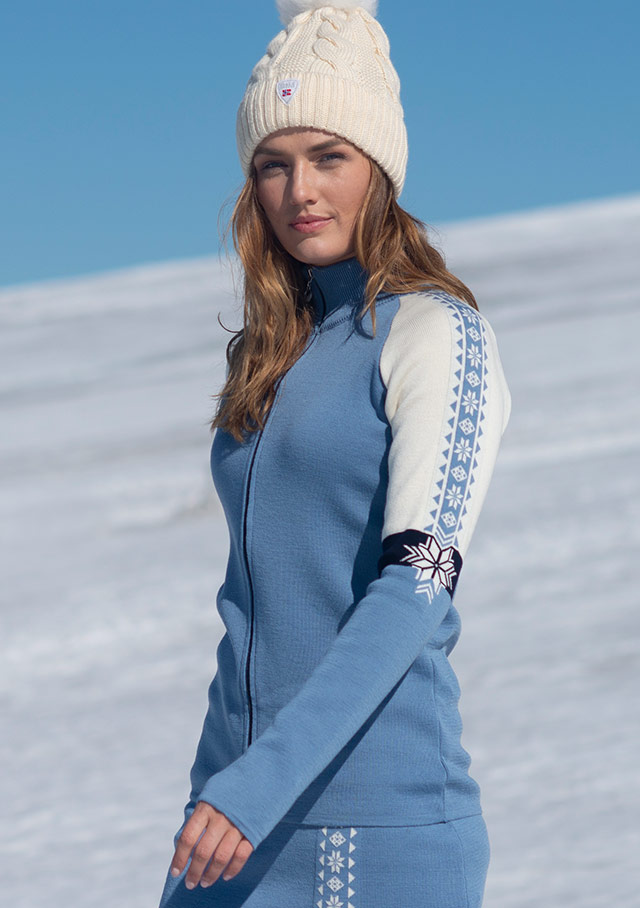 Cardigan for women - GEILO JACKET - Dale of Norway