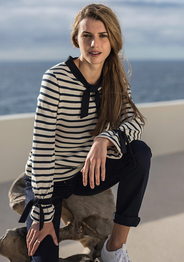 Sweater for women - ROUEN RB - Saint James