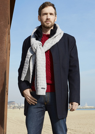 Manteau pour homme - ST GEORGES - Saint James
