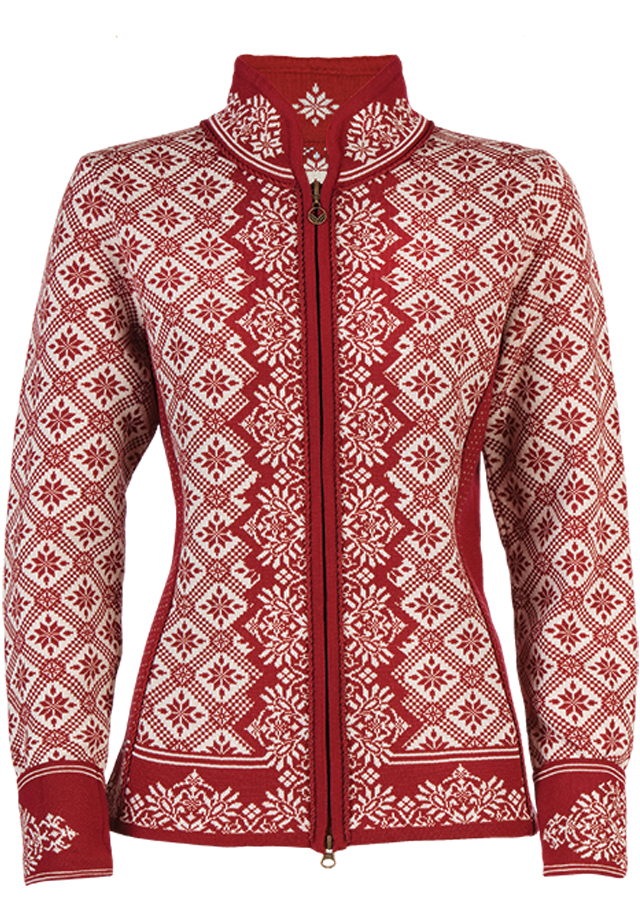 Cardigan pour femme - CHRISTIANIA - Dale of Norway
