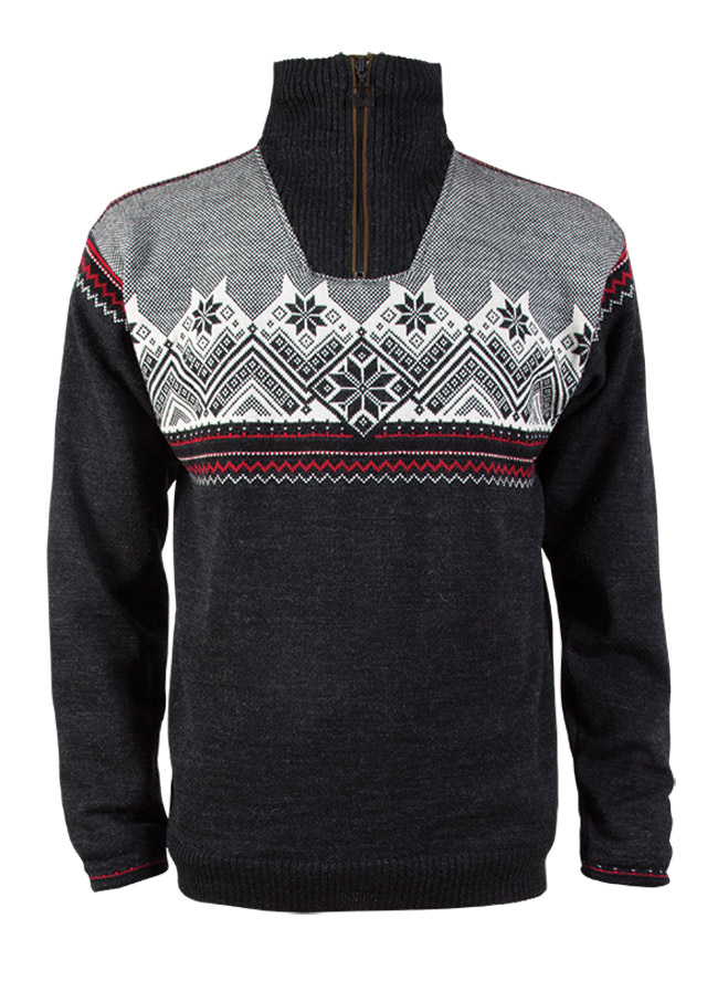 Sweater / Windstopper for men - GLITTERTIND - Dale of Norway