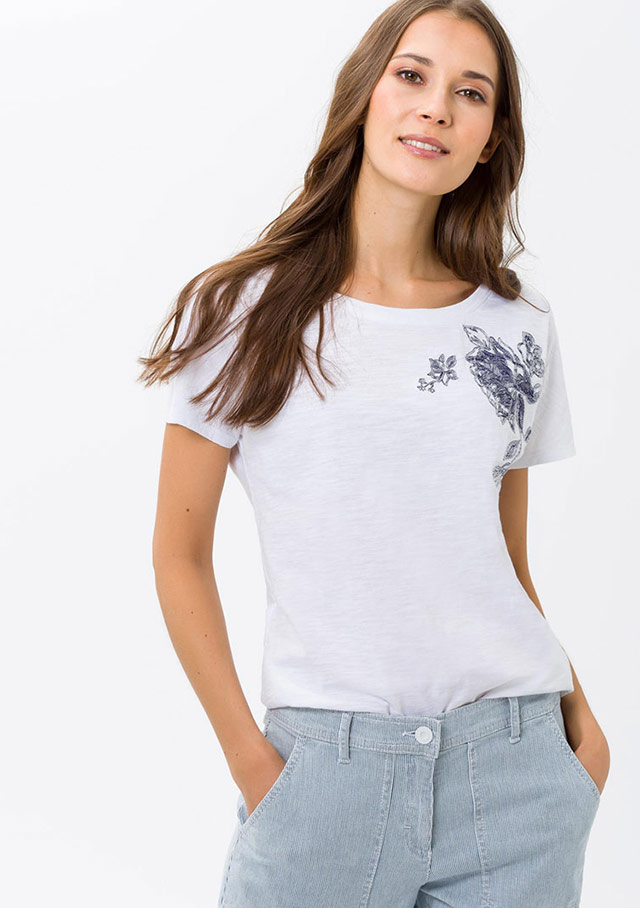 T-shirt for women - CAELEN - Brax