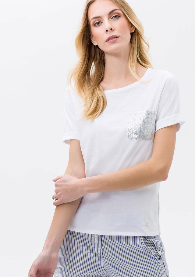 T-shirt for women - COLLETTE - Brax