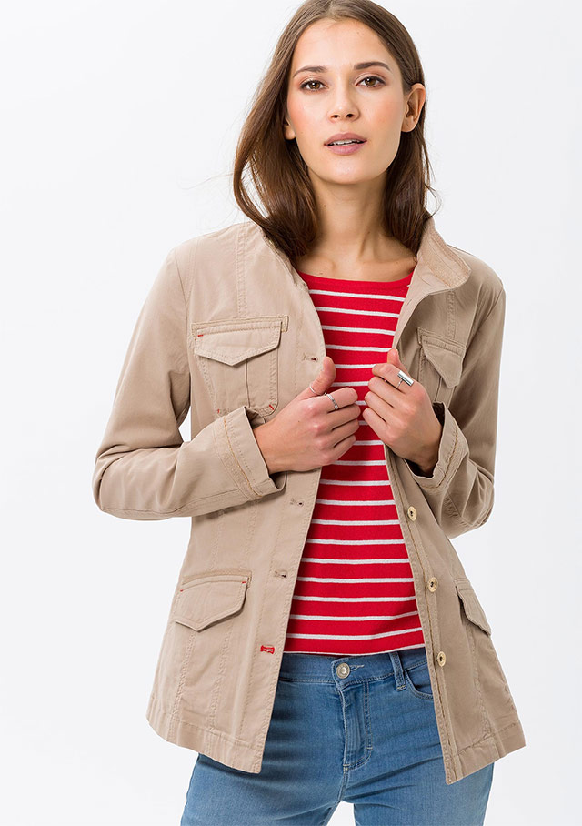 Jacket for women - LUCCA - Brax
