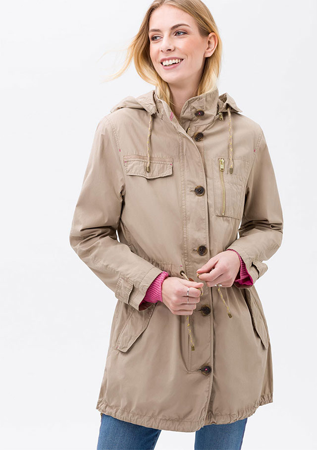 Coat for women - LUND - Brax