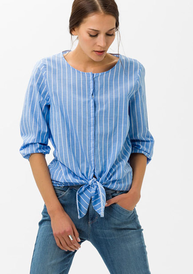 Blouse for women - VIDA - Brax