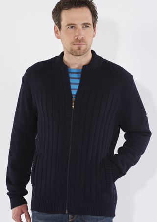 Cardigan pour homme - CALYPSO - Saint James