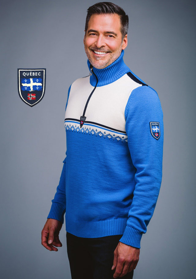 Sweater for men - QUEBEC  - Dale of Norway