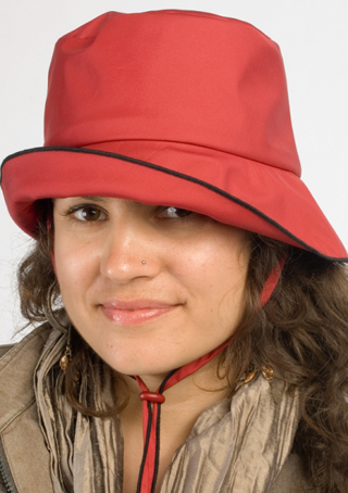 Accessories for women - RAIN HAT - Carmen G.