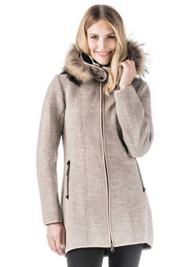 Knitshell / Manteau pour femme - COLORADO  - Dale of Norway