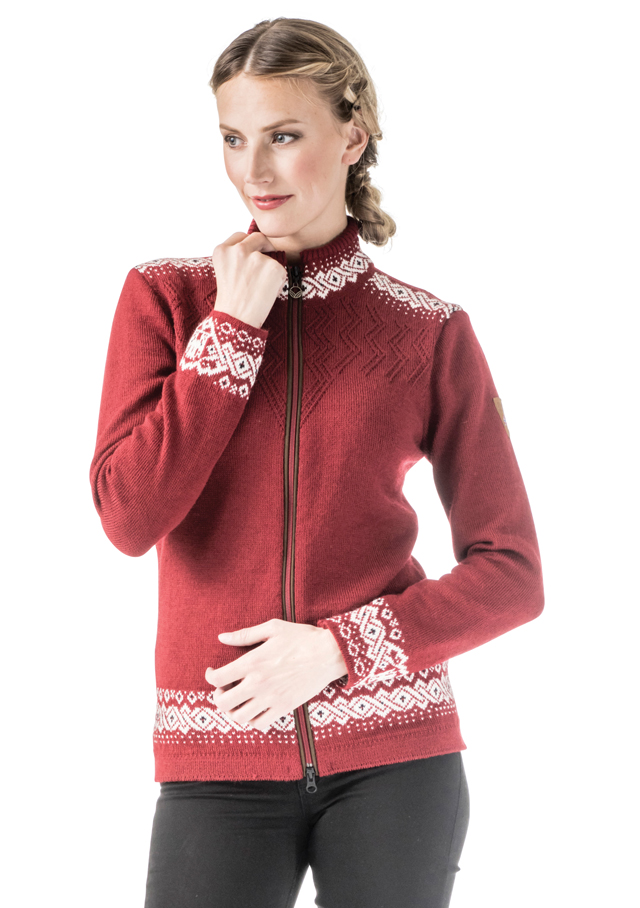 Cardigan pour femme - BERGEN  - Dale of Norway