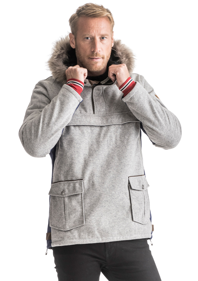 Manteau pour homme - FJELLANORAKK  - Dale of Norway