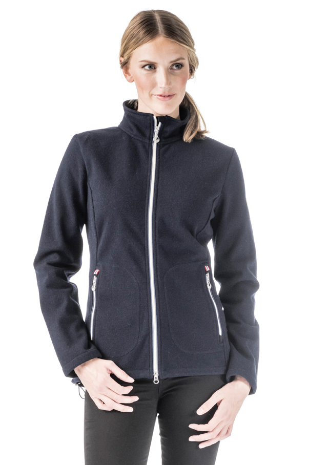 Coupe-Vent / Veste pour femme - HAFJELL JACKET  - Dale of Norway