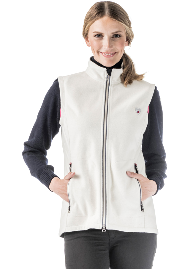 Windstopper / Jacket for women - HAFJELL VEST - Dale of Norway