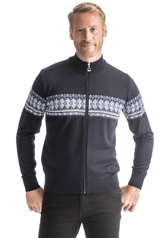 Cardigan pour homme - HOVDEN VESTE  - Dale of Norway