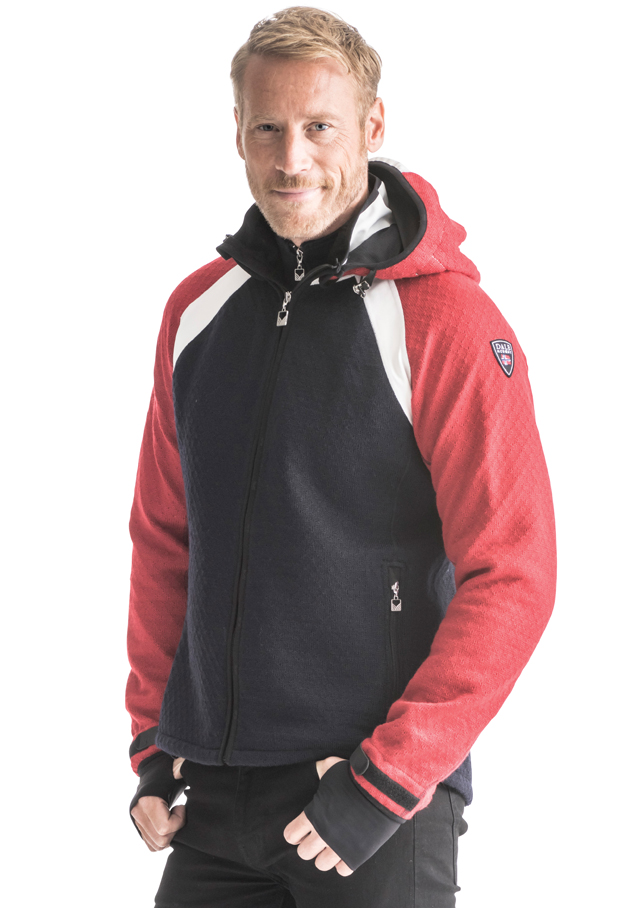 Knitshell / Coat for men - JOTUNHEIMEN - Dale of Norway