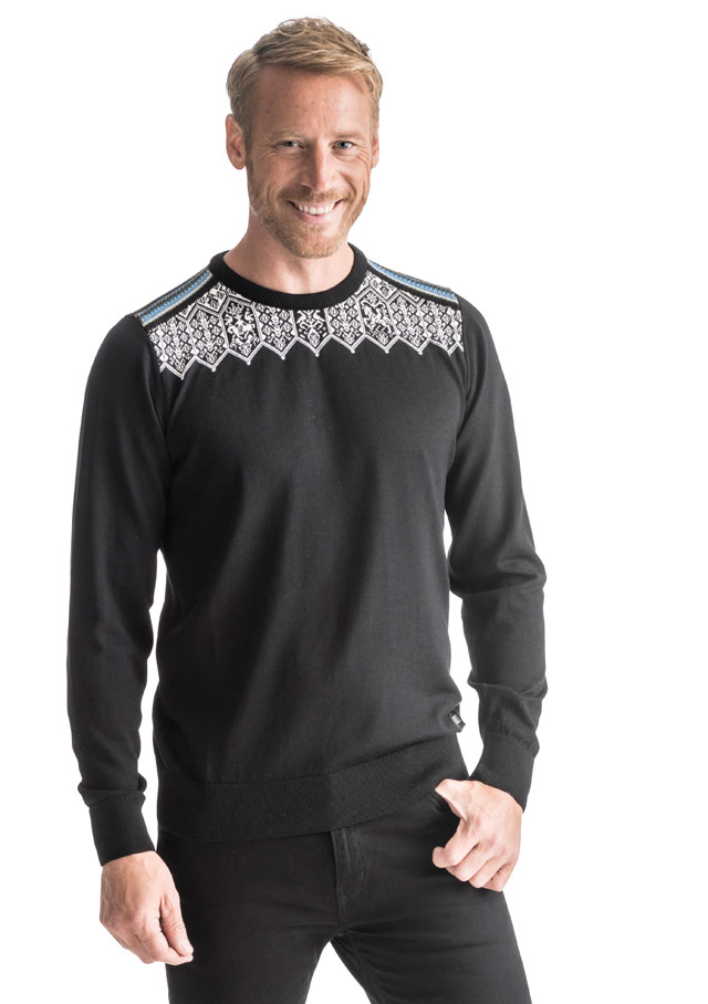 Sweater for men - LILLEHAMMER - Dale of Norway