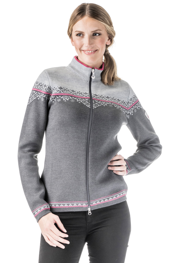 Cardigan for women - NORDLYS - Dale of Norway