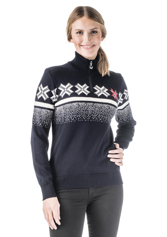 Sweater for women - OLYMPIC PASSION - Dale of Norway 93df1ebc3