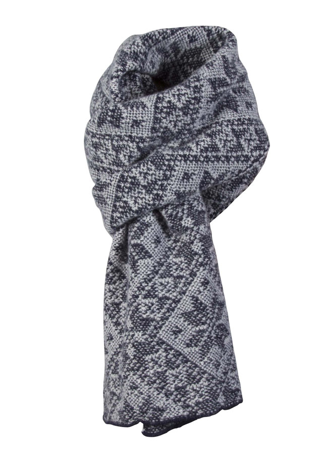 Accessories for women - ROSE SCARF - Dale of Norway