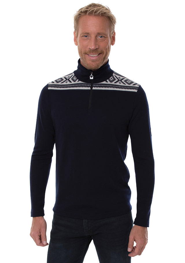 Chandail pour homme - CORTINA BASIC - Dale of Norway
