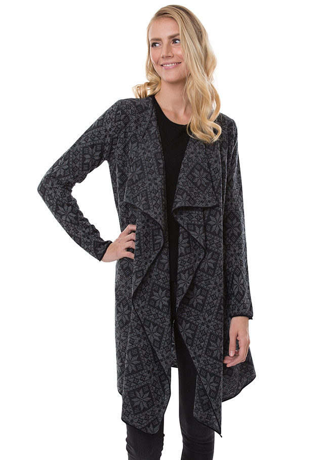 Cardigan for women - FLORA - Dale of Norway