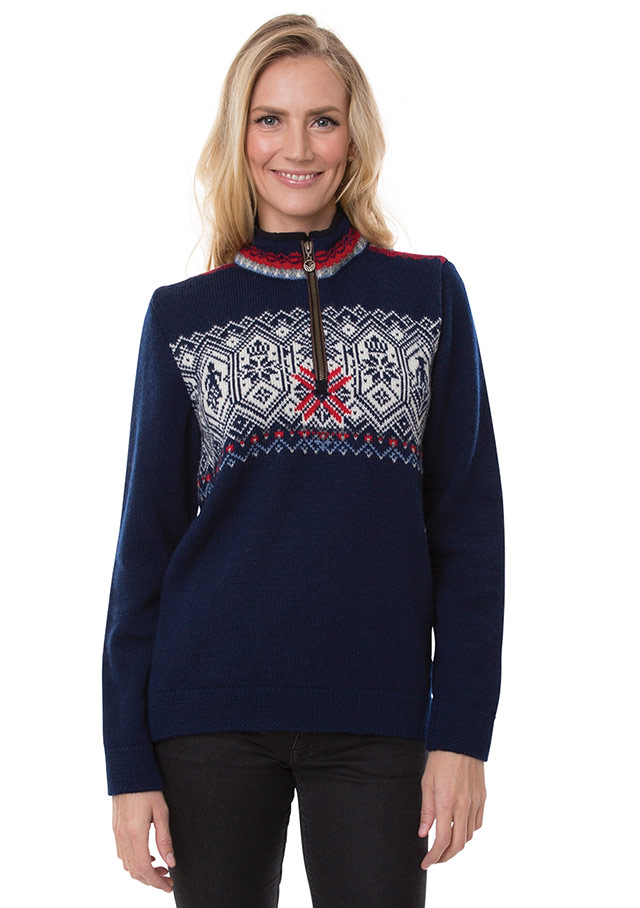 Sweater for women - NORGE - Dale of Norway