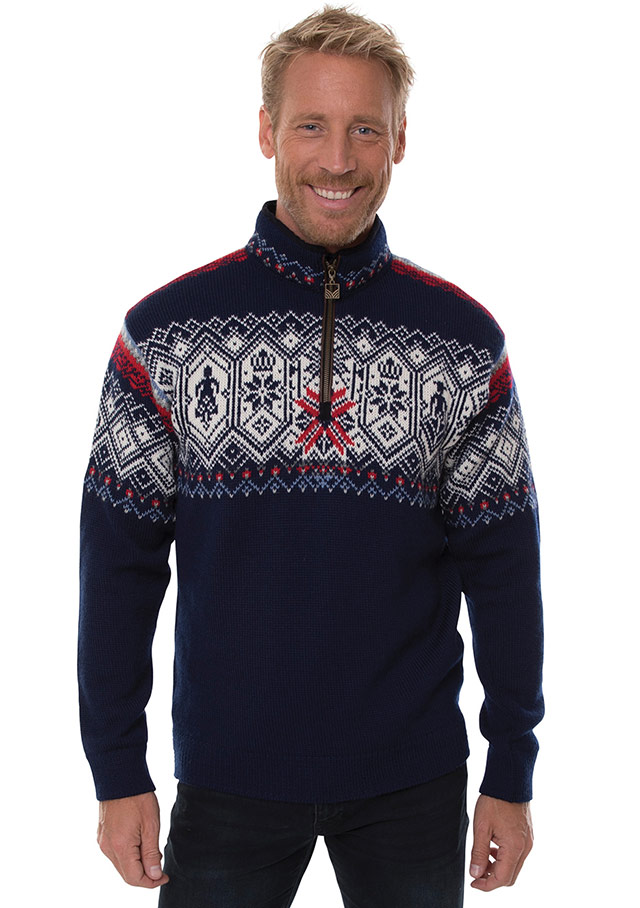 Sweater for men - NORGE  - Dale of Norway