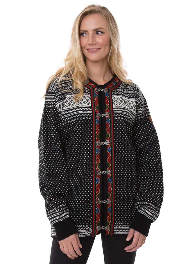 Cardigan for women - SETESDAL JACKET - Dale of Norway