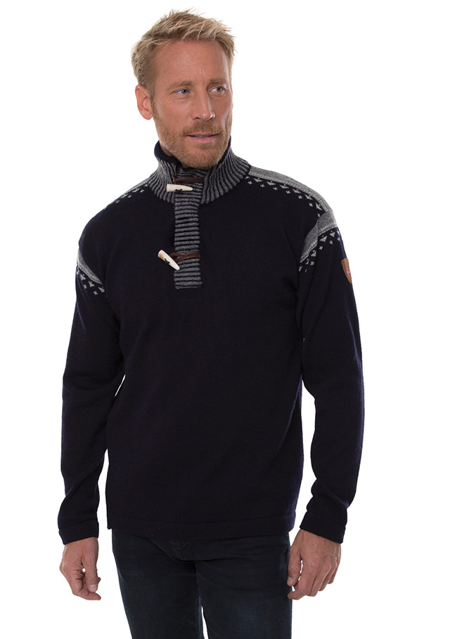 Sweater for men - SKOG - Dale of Norway