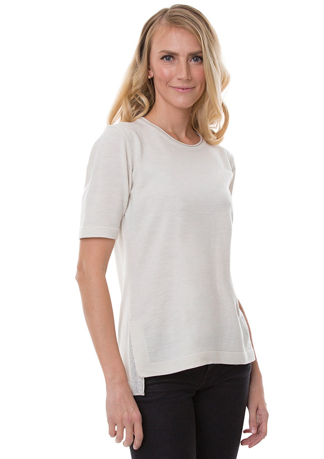 Sweater for women - STJERNE T-SHIRT - Dale of Norway